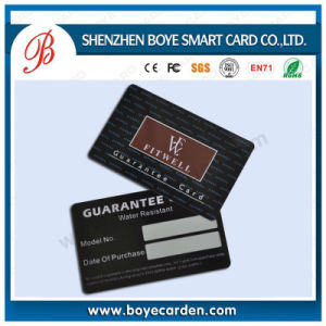 Custom Printed PVC Card for School, Company, etc