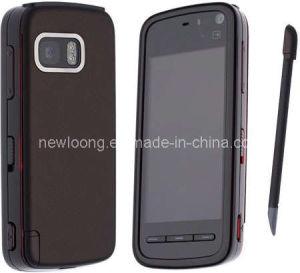 Telefono mobile sbloccato fascia del quadrato (5800)