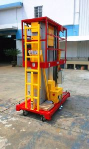 Elevatore idraulico mobile (14m)