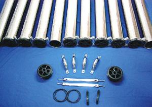 Alloggiamento della membrana del RO (RO-4040)