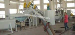 HDPE Bottle Recycling Line 300-1500kg/H