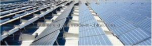 Sistema de montaje de la matriz de energía solar