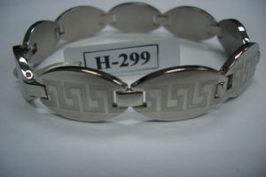 Edelstahl-Armband (H-299)