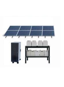 Sistema de energía solar fotovoltaica de 800 W (en-SG800).