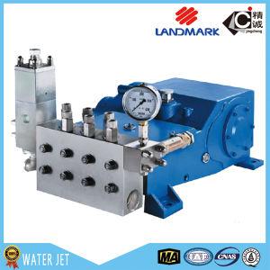 690bar Pressure Plunger Pump para Tunnel Cleaning (JC2096)