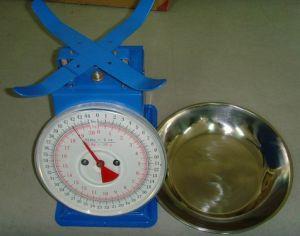 Metallo Balance Spring Scale 30kg