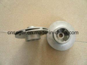 Custom из нержавеющей стали и латунного литья крыльчатки водяного насоса