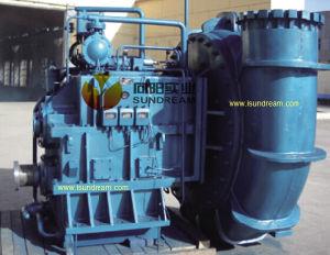 20-24-30 붙박이 모래 자갈 준설선 펌프 인치 기어/준설하거나 준설기 슬러리 원심 수도 펌프