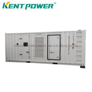 -2500600Ква Ква Cummins/Mitsubishi тип контейнера для дизельных генераторных установках электрических генераторах мощность станции с высоким качеством производства Китая