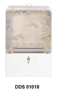 Одна фаза корпусом дозатора, пластиковый дозатор (DDS-01018)
