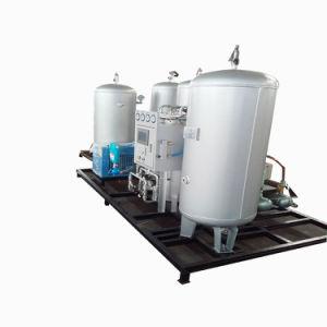 PLC는 Jiangyin에서 고품질을%s 가진 접촉 스크린 그리고 새로운 조건 질소 기계를 통제한다