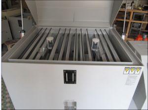 プログラム可能な循環腐食テスト機械か装置または器械