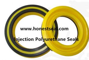 Le client des produits d'étanchéité des joints de polyuréthane d'injection de joints de tige de l'arbre joint mécanique