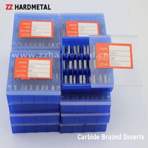 Dicas Forjadas de carboneto cementado tungsténio K20 P30 A20 C20