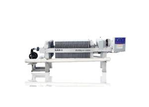 Máquina de piedra de la máquina de presión del filtro filtro de agua industrial