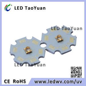 3W 365nm 385nm 395nm 405nm de alta potencia UV LED LED UV