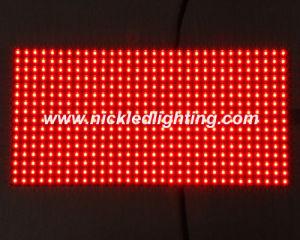 Semi-Outdoor módulo LED de color único P6 para el bus de señal