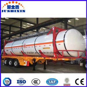 CCS Csc ASMEの証明書が付いている20feet 40feet水及び海水ISOの貯蔵タンクの容器