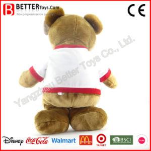 Giocattolo molle dell'orso dell'orsacchiotto della peluche farcito regalo bambini/dei capretti