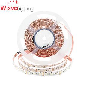 5050 RGBW 4in1カラー60LED/M LED棒状螢光灯による照明