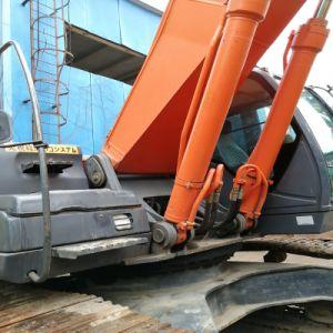 Il Giappone ha utilizzato l'escavatore idraulico del cingolo del macchinario di costruzione della Hitachi Zx-470
