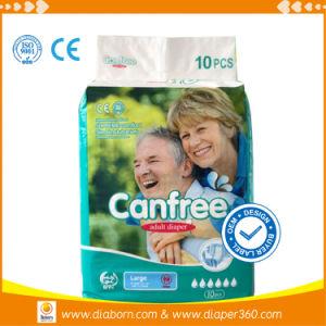 Лучшее качество одноразовые вкладыши при легком недержании взрослого ребенка Diaper печати