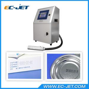 튼튼한 Ruby 분사구 만기일 (EC-JET1000)를 인쇄하는 지속적인 잉크젯 프린터