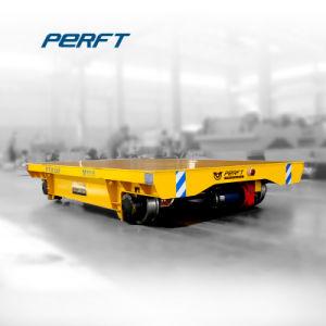 25 тонн погрузочной платформы тележки передачи железнодорожного транспортного средства