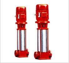 Fabbrica regolata a più stadi verticale di alta qualità del gruppo della pompa di Xbd-W-Qdl diretta