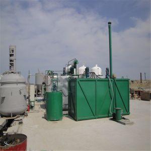 Camion de déchets/voiture/moteur/marine/minéraux et de la machine de recyclage des huiles synthétiques