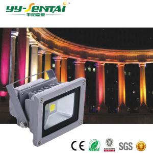 10W Projector LED de exterior à prova de água