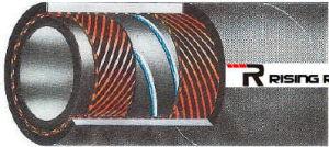 Tubo flessibile resistente della gomma di aspirazione della migliore abrasione cinese di qualità