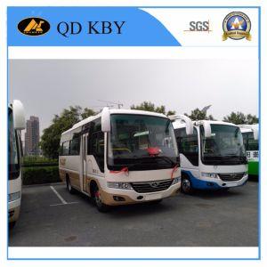6.6m 25シートLHD/Rhd Tuoristのディーゼル小型バス