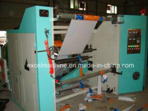 巻き戻す機械(QFJ-1600)を切り開く非編まれたファブリック