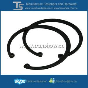 Anelli di conservazione interni degli anelli elastici DIN472 fatti in Cina