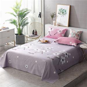 Fabricado en China proveedor textil hogar ropa de cama hoja Establece