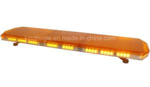 Bernsteinfarbiger LED heller Stab des Förderwagen-(TBD07426-22A)
