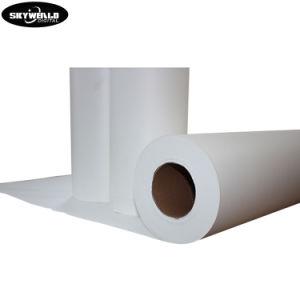 Migliore documento di sublimazione di scambio di calore di qualità per l'indumento 100GSM