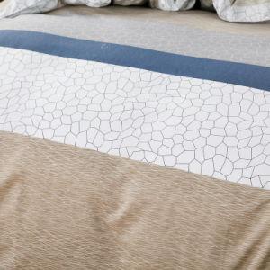 新しいデザイン安い顔料プリントポリエステル寝具セット
