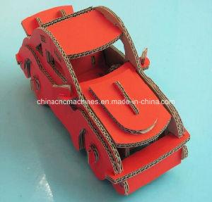 Цифровой обработкой качающегося ножа режущего аппарата, гофрированный картон режущий плоттер машины