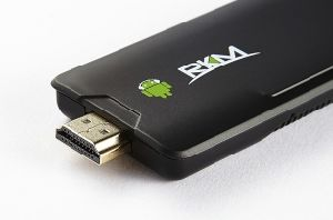 Quad Core Cortex A9 Android 4.4 TV Dongle met 2g RAM, 8 g ROM