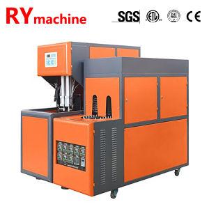 Servo de venda quente Semiautomáticos Fábrica de máquina de moldes de sopro