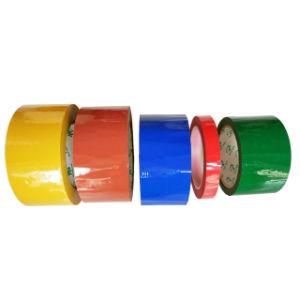高品質の強い接着剤BOPPはパッキングテープを着色した
