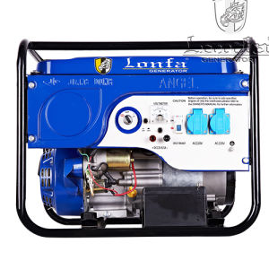 2500With3000W Electric Anfang Portable Honda Gasoline Generator für Sale