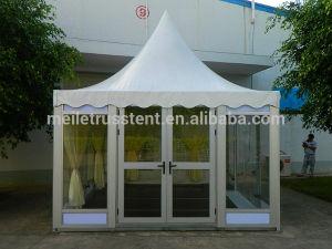 Tent van de Partij van de Kerk van de Gebeurtenis van de Tuin van de Markttent van de Markt van het huwelijk de Permanente