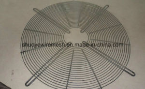 Acero inoxidable / cable de metal recubierto de PVC Protector del ventilador