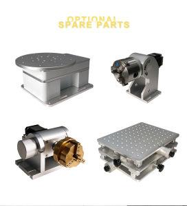 220W 30W de Machine van de Gravure van de Laser van de Vezel van Jpt voor ABS Aluminium