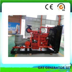 China 200kw conjunto gerador de gás de combustão