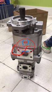 공장 Komatsu 덤프 트럭 Hm400-1 기어 펌프 705-56-34490