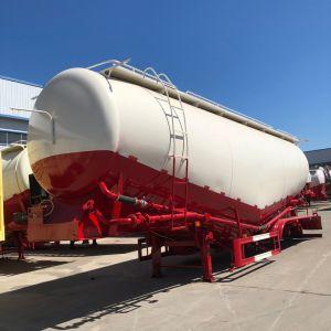 3 60 T de l'essieu amende ciment sec de haute qualité semi-remorque avec la certification de la CCC